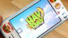 ลูก กับ เกม บน โทรศัพท์มือถือ
