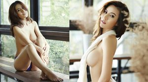 โซเฟียร์ กวินตรา แฟชั่นเซ็ทสุดฮอต บนนิตยสาร Playboy เดือนมีนาคม