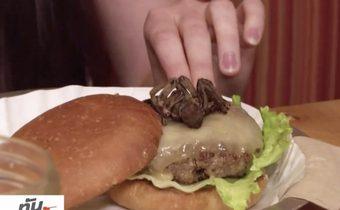 เบอร์เกอร์แมงมุมทารันทูล่าในสหรัฐฯ
