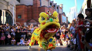 สีสันงานฉลอง เทศกาลตรุษจีน 2018 ทั่วโลก
