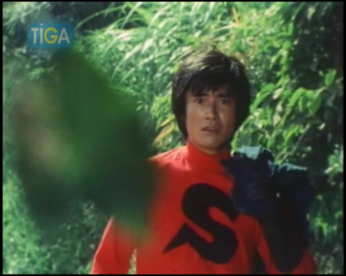 Masked Rider Stronger ตอนที่ 29-1