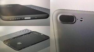 iPhone 7 หลุดภาพฝาหลังชัดเจน มาแน่กล้องคู่พร้อมบอกลารูเสียบหูฟัง!!