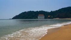 แหลมเสด็จ หาดเจ้าหลาว อ่าวคุ้งกระเบน จันทบุรี
