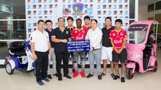 H SEM Motor สนับสนุน ทีมฟุตบอลไทย