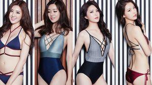 ส่องผู้เข้าประกวด Miss Korea 2016 ในชุดบิกินี่สุดเซ็กซี่