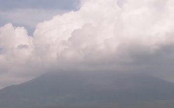 ญี่ปุ่นเพิ่มการเตือนภัยภูเขาไฟซากุระจิมา