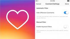 สังคมน่าอยู่ขึ้นเยอะ! Instagram ออกฟีเจอร์ใหม่บล็อคคอมเม้นต์เกรียนอัตโนมัติ