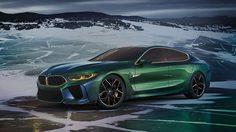 BMW Concept M8 Gran Coupe บุกที่งาน Geneva Motor Show 2018