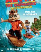 Alvin and the Chipmunks 3 อัลวิน กับสหายชิพมังค์จอมซน 3