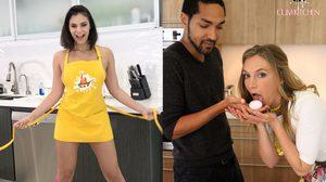 Cum Kitchen ทำไปเยไป รายการทำอาหารสุดแหวกฮาร์ดคอร์ระดับ 20+