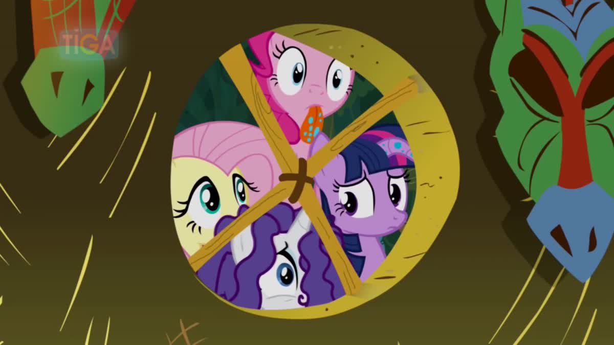 My Little Pony Friendship is Magic: มิตรภาพอันแสนวิเศษ ปี 1 Ep.09/P3