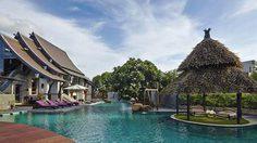 7 โรงแรมที่มีสระว่ายน้ำสวย ในประเทศไทย