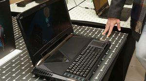ขายจริง Acer Predator 21 X แล็ปท็อปจอโค้ง ราคา 322,000 บาท