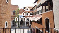 เที่ยวแลนด์มาร์คใหม่ วัน นิมมาน เชียงใหม่ (One Nimman) ในสไตล์ยุโรปผสมล้านนา