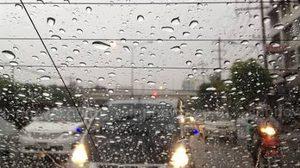 อุตุฯ เตือนระวังพายุฤดูร้อน ทั่วไทยฝนฟ้าคะนอง ลมกระโชกแรง