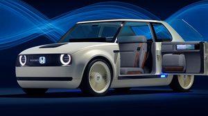 Honda มีแผนผลิต Urban EV Concept 3 ประตู แนวเรโทรผสมความเป็นโมเดิร์น จำหน่ายจริงปี 2019