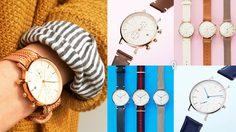 มีสไตล์!! นาฬิกาสุดเก๋จากญี่ปุ่น ออกแบบเองได้ สวยเก๋แค่ไหนมาชมกัน…