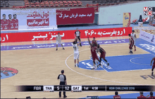 [Hilight] ไทย ปะทะ กาตาร์ ศึก FIBA ASIA CHALLENGE 2016