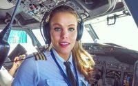 สวย เก่ง ท่ายากเยอะ! นักบินสาว สุดฮอตที่เดินทางไปเล่นโยคะมาแล้วรอบโลก