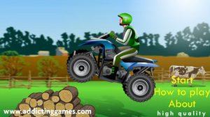 เกมส์รถแข่งวิบาก Stunt Dirt Bike