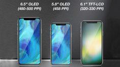 เผยข้อมูลดีไซน์ iPhone ประจำปี 2018 จะมีหน้าตาเหมือน iPhone X ทั้งหมด