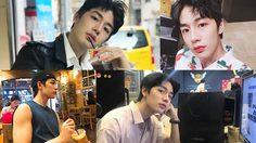 เปิดวาร์ปหนุ่ม Oh Seung Hwan โอปป้าหล่อใส คุณภาพ HD