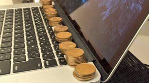 หนุ่มญี่ปุ่นวางเหรียญบน MacBook เพราะอะไร ทำไมคนแห่ทำตามกันเพียบ!