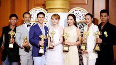 ซี ศิวัฒน์ – ยุ้ย จีรนันท์ ร่วมรับรางวัลพิฆเนศวร ครั้งที่ 6