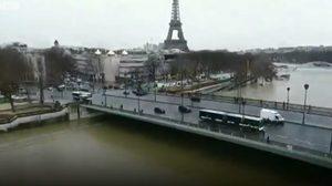 หอไอเฟลปิด ! น้ำท่วมฝรั่งเศสหนัก สั่งอพยพประชาชน 1,500 คน
