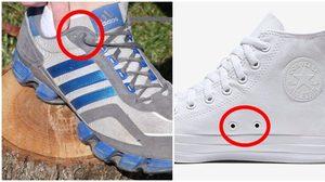 รู้ไหม? รู รองเท้าผ้าใบ มีประโยชน์เอาไว้ทำอะไร ใครไม่รู้มาทางนี้….