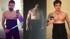 ผู้ชายทั่วโลกร่วมเล่น #KyloRenChallenge ใส่กางเกงเอวสูงแบบใน Star Wars