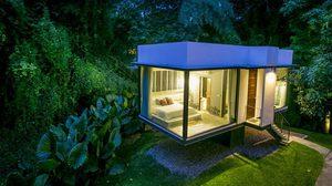 """""""วิลล่า โมรีดา"""" โรงแรมดีไซน์เก๋ ณ สวนผึ้ง ราชบุรี"""