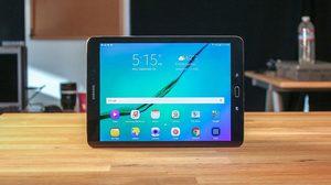 เผยภาพ Galaxy Tab S3 ใช้งานพร้อมคีย์บอร์ดเสริม