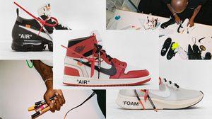 """ฮือฮา!! Nike x OFF-WHITE """"The Ten"""" Collection เริ่มวางจำหนายเดือนกันยายนนี้"""