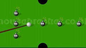 เกมส์สนุกเกอร์ระเบิด Snooker Bomb