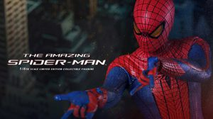 Hot toys ได้กฤษ์เปิดตัว The Amazing Spider-Man: Collectible Figurine