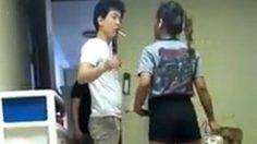 สาวไทยใจเด็ด ใช้มวยไทยไล่หนุ่มเกาหลี หลังบุกห้องขอมีเซ็กซ์