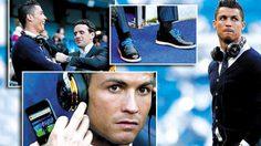 ส่องแฟชั่น Cristiano Ronaldo กับไอเทมสุดเจ๋งในเกม UCL ล่าสุด