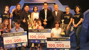 Talk Talent คว้า 3 ทีมดาวดวงใหม่ ประดับวงการนักพูด