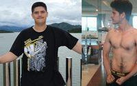 หล่อมาก ผมทำได้แล้วจาก 130 kg. สู่ 85 kg ลดเพื่อสุขภาพล้วนๆ