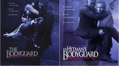 จากโปสเตอร์และตัวอย่าง แฟนหนังคาด The Hitman's Bodyguard ล้อเลียนหนัง Bodyguard