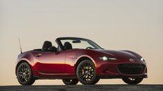 Mazda MX-5 Miata ใกล้กลับมา พร้อมข่าวลือ ขุมพลังเพิ่มขึ้นถึง 181แรงม้า