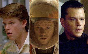ภาพยนตร์ฟอร์มยักษ์ 7 เรื่องล่าสุดของ Matt Damon