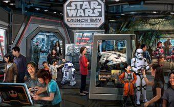 ดิสนีย์แลนด์เปิดตัวธีมใหม่ เรียกน้ำลายสาวก Star Wars