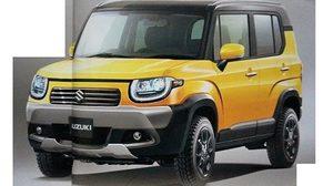 Suzuki เตรียมเปิดสายพานการผลิต Suzuki Hustler crossover XL เดือนธันวาคมนี้