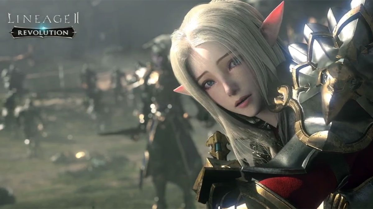Lineage 2 Revolution - Trailer เปิดตัว