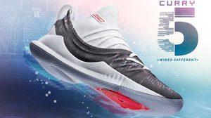 Under Armour เปิดตัว CURRY 5 สุดยอดรองเท้ากีฬาผสานนวัตกรรมรุ่นใหม่ล่าสุด