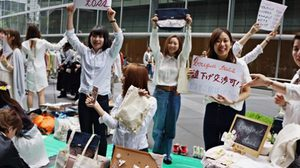 รีวิว Flea Market ที่ Tokyo International Forum ทริปสงกรานต์ 59