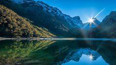 ลัดเลาะเกาะใต้ นิวซีแลนด์ สวรรค์บนพื้นพิภพ