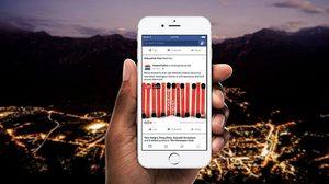 Facebook เตรียมปล่อย Live Audio ฟีเจอร์การถ่ายทอดสดในรูปแบบวิทยุ